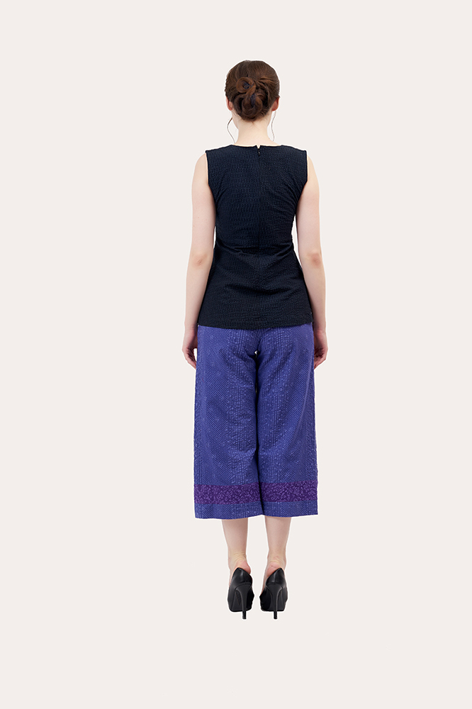Long Pants Batik Cullote